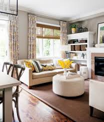 Interior Casual And Kidfriendly Family Home Style At Home - Family friendly living room