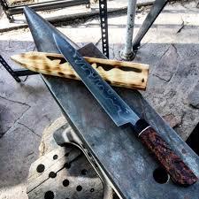 pokabu forge kitchen knives pinterest knives