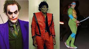 The Joker Halloween Costume by P K Subban Wins Halloween As Zombie Michael Jackson Si Com