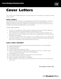 Example For Cover Letter For Resume Cover Letter Example Executive Assistant Careerperfectcom Lab