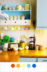 colorful kitchen with awesome design idea colorful kitchen ideas