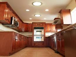 lighting ideas for kitchen ceiling kitchen ceiling lights for small and big the way lowe s led