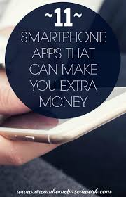 11 smartphone apps that can make you extra money