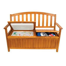Wood Bench With Storage Plans by Patio Wine Cooler Plans With Old Cooler For Jan Pallet Wood