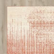 Coral Colored Area Rugs by Shop Rugs By Color You U0027ll Love Wayfair