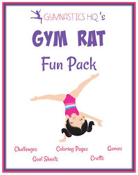 gym rat fun pack