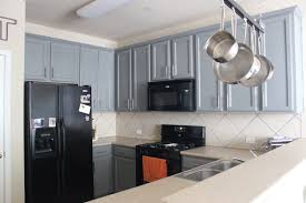 what color of cabinets go with black appliances kitchen before and after gusto grace