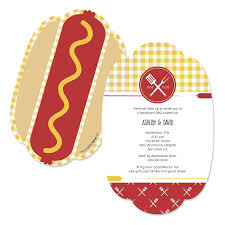 summer bbq diggity dog personalized everyday party
