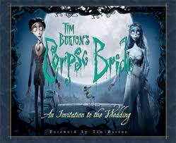 corpse wedding tim burton s corpse an invitation to the wedding by