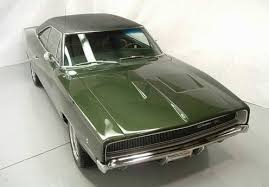 1968 dodge charger green racing green 1968 chrysler dodge charger paint cross reference