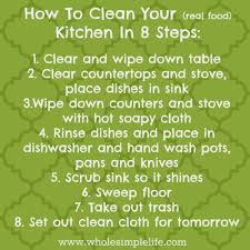How To Clean Kitchen Floor by How To Clean Your Kitchen In 8 Simple Steps Ketogenic Diet