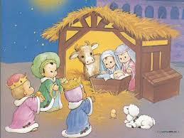 magi found and jesus in the barn the nativity