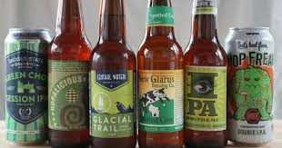 green beer has nothing to do with color at these wisconsin breweries