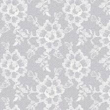 lace textured white chocolate removable wallpaper by tempaper