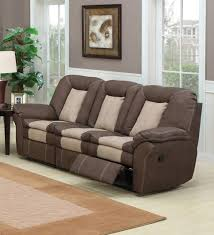Reclining Sofa With Console by Sofas Center Pacific Carson Dual Reclining Sofa With Console