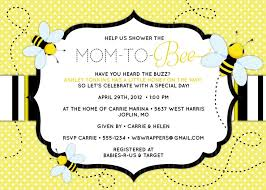 to bee baby shower baby shower invitations to bee baby shower invitations