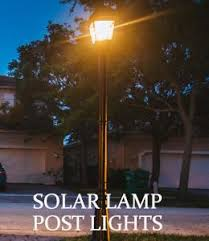 Brightest Solar Landscape Lighting - outdoor solar store