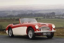 Classic Sports Cars - austin healey 3000 best classic sports cars best classic cars