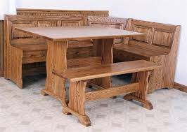 free woodworking plans breakfast nook