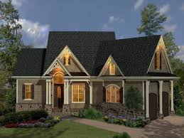Cottage Style House Country Style Home Designs 4 Bedroom Country Home Plan