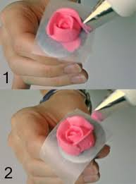 how to make frosting roses assemble your supplies