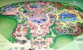 Map Of Shanghai The Problem At Disney Disney At Work