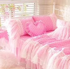 twin girls bedding set bedroom girls bedding pink plywood alarm clocks lamp bases girls