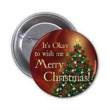 Okay Merry It S Okay To Wish Me A Merry Buttons Merry