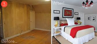 Roundup  Inspiring BudgetFriendly Bedroom Makeovers Curbly - Bedroom on a budget design ideas