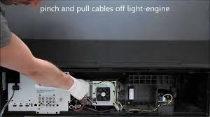 dlp l replacement edge mitsubishi dlp tv l 1080p light is red www lightneasy net