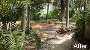 Tropical Rock Garden Colourful Low Maintenance Shade Garden No Grass Thai Garden