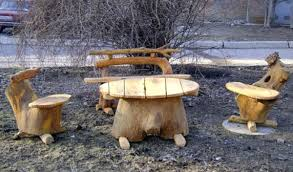 tables made from logs furniture made from tree stumps view in gallery naural tree trunk