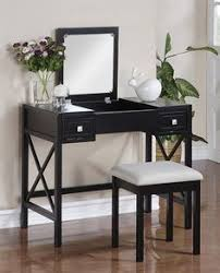 Flip Top Vanity Table Diymakeupvanity Refinish Old Desk 2 Lamps From Wal Mart Wall