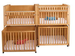 all products in stacking cribs for the church nursery