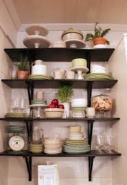 kitchen storage shelves ideas 25 popular kitchen storage ideas baytownkitchen