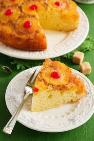 pineapple upside down cake i made this for easter and it was so