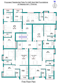 gold bell foundation builders gold bell sarah villa floor plan