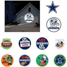 dallas cowboys christmas lights cowboys projector slides