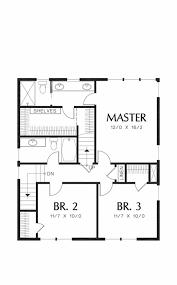 craftsman style house plan 3 beds 2 50 baths 1925 sq ft plan 48 489