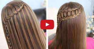 hair styliest eve pretty christmas tree hairstyle that s easier to do than it looks