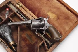 remington beals first model pocket revolver chambered in 31