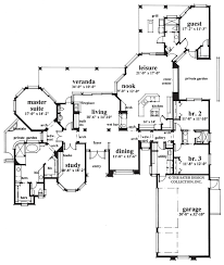 custom home floor plans ocala hill home plan nadeau stout custom homes