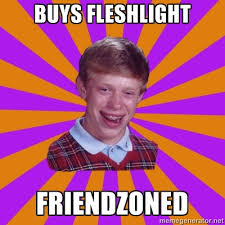 Bad Luck Meme Generator - unlucky brian strikes again bad luck brian know your meme