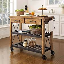 Drop Leaf Kitchen Cart by Kitchen Room Design Crosley Pantries Carts Islands Walmart