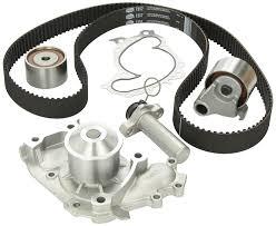 lexus rx300 timing belt amazon com gates tckwp257 engine timing belt kit with water pump
