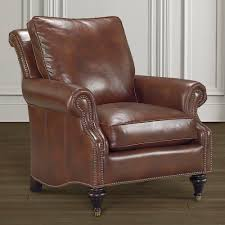 Brown Leather Recliner Chair Sale Leather Club Chairs
