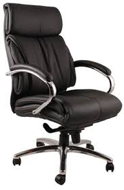 Leather Office Chair Leather Office Chairs For Comfort And Ease Designinyou Decor