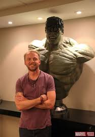 check out photos and video from simon pegg u0027s recent visit while