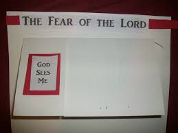 fear of the lord lesson 1 u201cgod sees everything u201d bible lessons