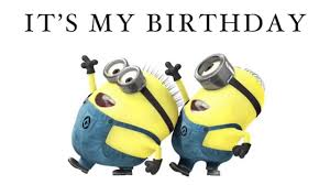 Minions Birthday Meme - it s my birthday song in minion verson youtube